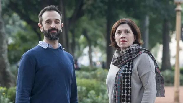 Alejandro Dujovne y Patricia Piccolini. Foto: Patricio Pidal / AFV