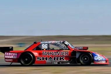 El Torino de Benvenuti hizo más de 6/10 de diferencia sobre su escolta, el Ford de Mariano Werner, en la primera prueba de clasificación.