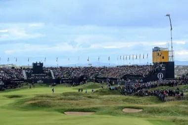 El torneo de golf más antiguo del mundo sucumbió al igual que Wimbledon