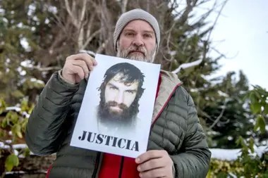 El hermano de Santiago Maldonado impulsó la reapertura del caso