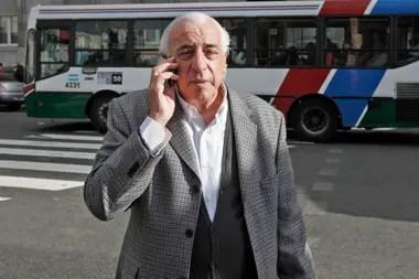 Roberto Fernández, el jefe gremial de la UTA: