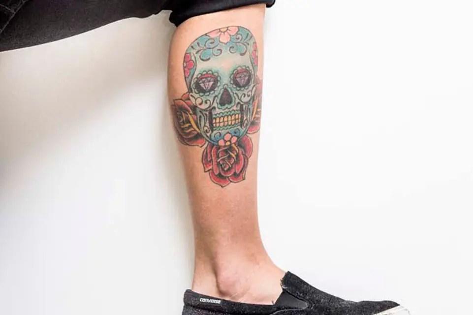 Chicas Hablando De Sus Tatuajes Valentina Etchegoyen La Nacion