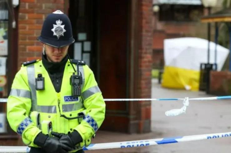 Uno de los agentes que auxilió a Skripal también resultó intoxicado