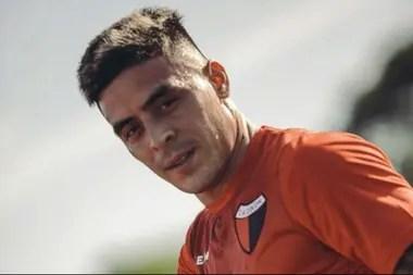 Brian Fernández llegó a Colón para afrontar lo que resta de la Superliga