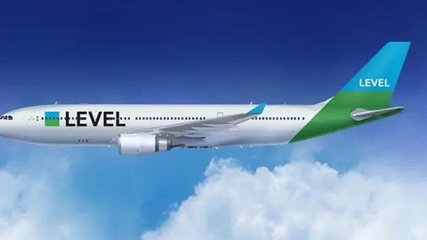Iberia nueva aerolínea low cost Level Barcelona vuelos baratos IAG