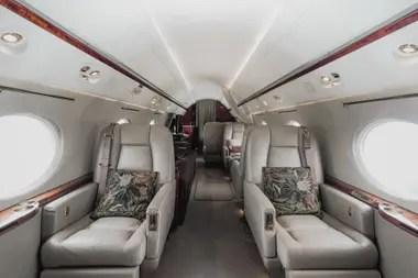 Según registros oficiales hay 55 empresas con 76 aviones que se alquilan para vuelos ejecutivos y de turismo