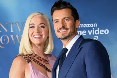 Katy and Orlando wanted to get married before the birth of his daughter, but had to postpone the plans