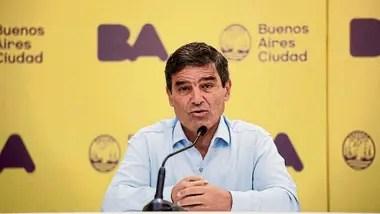 El pedido de Fernán Quirós a los laboratorios sobre los resultados de las pruebas