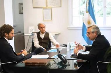 El Presidente habló por teléfono hoy con el chileno Piñera para relativizar los últimos contrapuntos