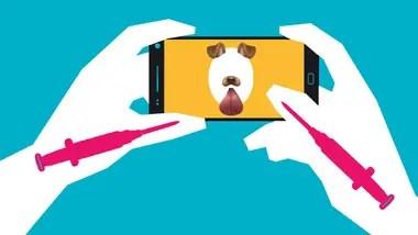 La dismorfia de Snapchat es el nombre que se le da a la afición por las cirugías estéticas para tener el rostro que nos muestra una selfie con filtros