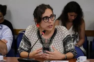Josefina Mendoza, de la UCR, es una de las impulsoras del proyecto de la oposición