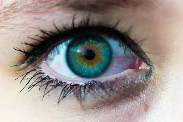 El ojo biónico no reemplaza al del usuario, sino que combina una cámara externa con un chip implantado en el cerebro