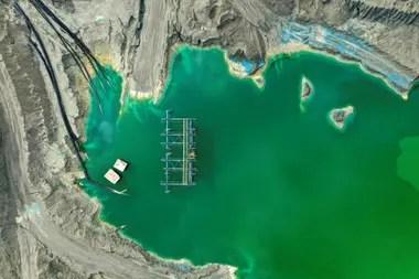 Chile tiene 740 depósitos de relaves, según el Servicio Nacional de Geología y Minería. De estos, 469 están inactivos y 170 abandonados.