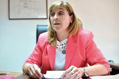 La jueza de Caleta Olivia, Marta Yáñez