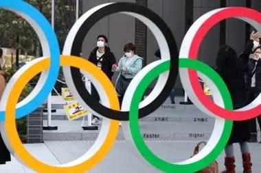 Los Juegos Olímpicos, en el centro de la escena por el avance del coronavirus