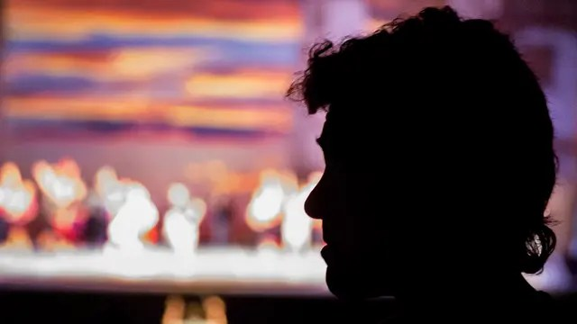 Un ensayo en la sala del Colón, bajo la mirada del director que en este Quijote es también coreógrafo