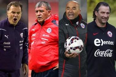 La realidad es que, en la historia del fútbol chileno contemporáneo, hubo varios técnicos argentinos que dejaron una imagen favorable