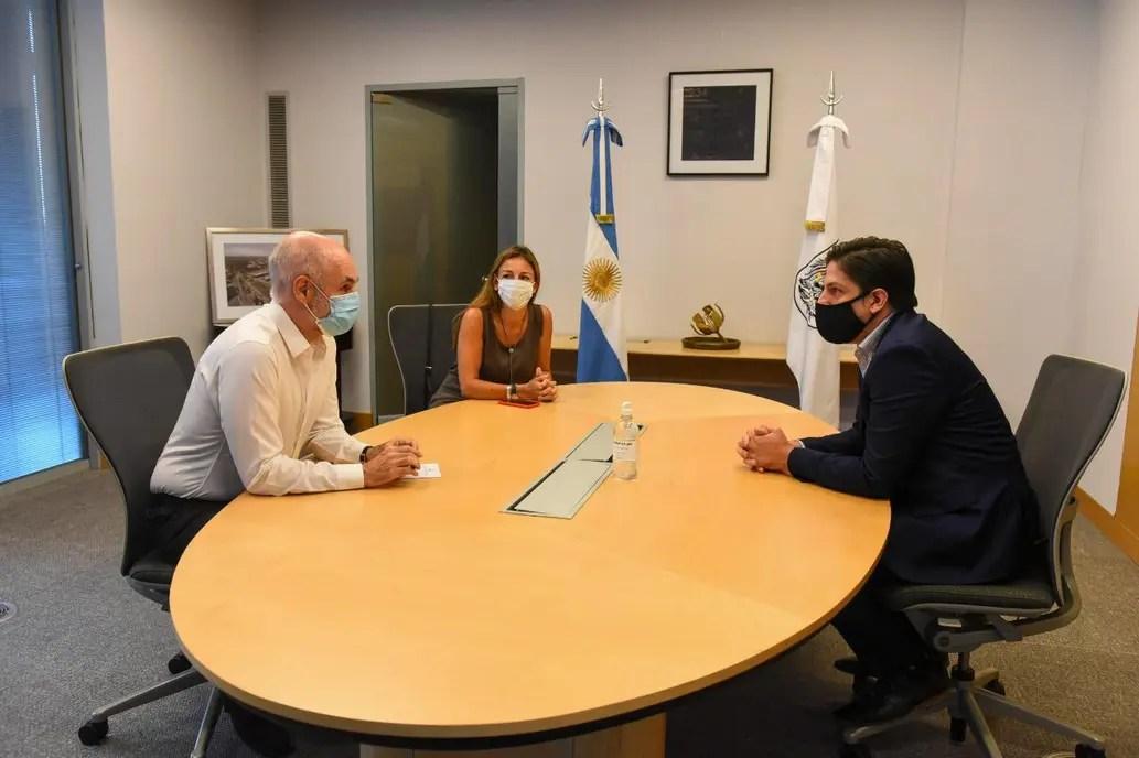 Tras la reunión entre Trotta y Larreta, ratifican que las clases presenciales en la ciudad vuelven el 17 de febrero