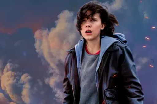Millie Bobby Brown tiene aquí su primer protagónico en cine y está confirmada para la próxima película, a estrenarse en 2020
