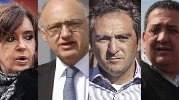 Ordenan reabrir la denuncia de Nisman contra Cristina Kirchner, Timerman, Larroque y D'Elía foto: Archivo
