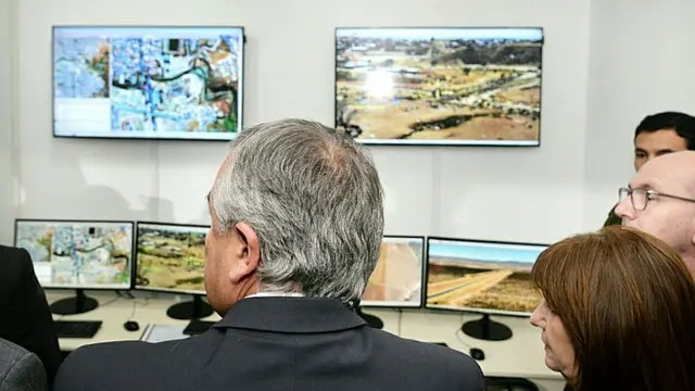 Presentaron un nuevo sistema de control de fronteras