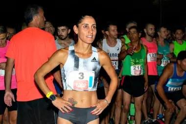 La olímpica Rosa Godoy ganó once veces la maratón organizada por el club Banda Norte, donde empezó a correr