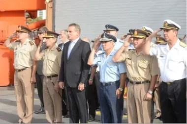 El ministro de Defensa, Agustín Rossi, responsabilizó a la administración anterior por la deuda de Iosfa