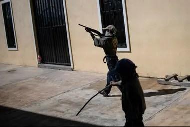 Las fuerzas comunitarias denuncian la indiferencia del Estado frente a la violencia de los narcotraficantes