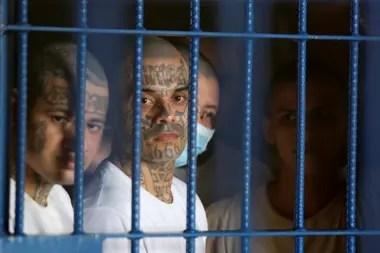 Cárceles en El Salvador