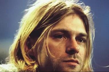 Kurt Cobain, admirador de R.E.M.