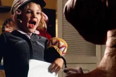 Drew Barrymore y su imaginación capturaron la atención de Spielberg y por eso la actriz consiguió el papel