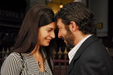 Soledad Villamil y Ricardo Darín, la pareja protagónica del film