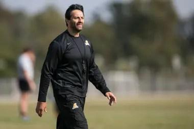 Pérez tuvo la difícil misión de ser el primer entrenador de Jaguares, en 2016 y 2017