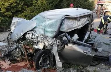 El accidente fue en Polonia el pasado domingo