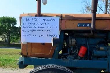 El ruralismo en Córdoba está movilizado, con tractorazos y asambleas