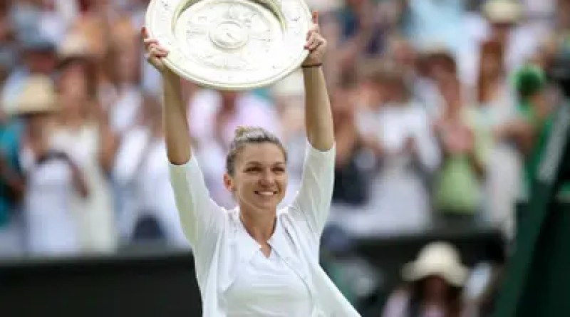 WIMBLEDON 2.019. Simona Halep: CAMPEONA ganándole a Serena Williams