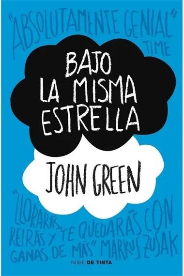 """""""Bajo la misma estrella"""" de John Green"""