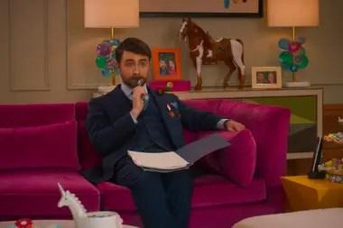 Daniel Radcliffe se suma al elenco como un peculiar príncipe enamorado de Kimmy