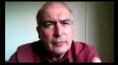 José Lopez sigue, vía Zoom, el juicio por la causa Vialidad que lo tiene como uno de los acusados