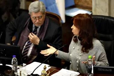 Cristina Kirchner pretende tratar la reforma judicial en tres semanas en el Senado