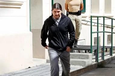 Martín Báez se encuentra preso en el penal de Ezeiza