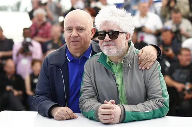 Pedro Almodóvar y su hermano Agustín ejercen un coliderazgo en El Deseo