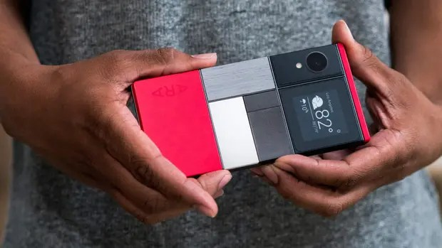 Los módulos pueden tener diferentes funciones y colores, y estarán disponibles en dos tamaños básicos