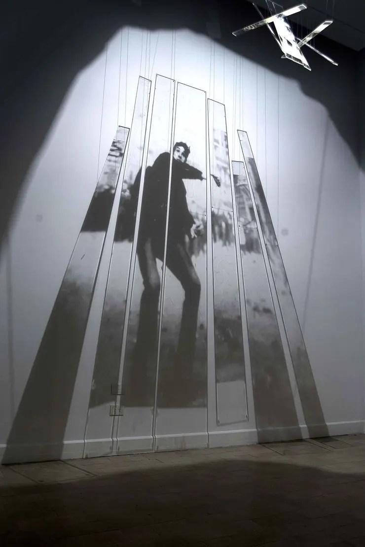 ¿Dónde está el lugar del arte? La experimentación con la heliografía le permitió adaptar su obra a múltiples superficies y crear un diálogo entre lo público y lo privado