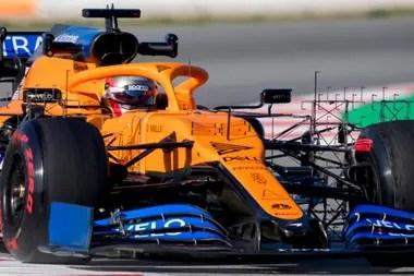 La escudería McLaren vive situaciones complicadas derivadas del coronavirus