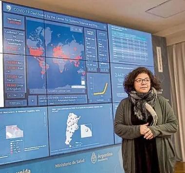 Carla Vizzotti, la enviada a negociar la vacuna rusa, fuente de gran esperanza para el gobierno de Alberto Fernández