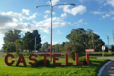 Castelli, el pueblo donde se generó una polémica por una contribución para los productores