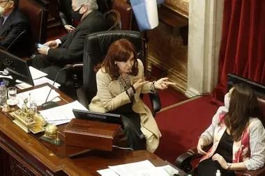 Cristina Kirchner impulsa en el Senado un proyecto para bajar la mayoría de dos tercios exigida por ley para darle el acuerdo al nuevo Procurador