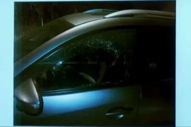 El Richy apareció muerto en la camioneta que testigos reportaron como el vehículo del agresor, según el gobierno