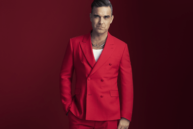 For Robbie Williams, MIchael Buble is